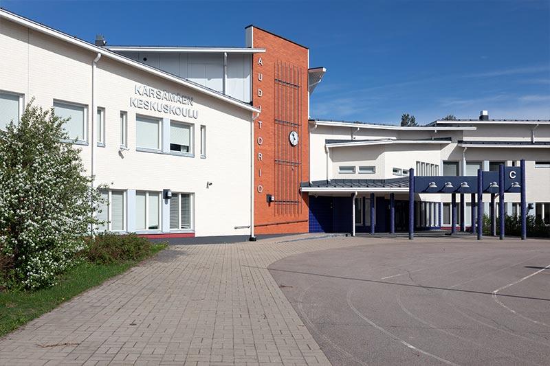 Kärsämäen koulu